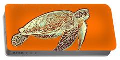 Caretta Caretta Sea Turtle Portable Battery Charger