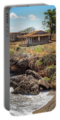 Portable Battery Charger featuring the photograph Caribbean Coastline Cuba by Joan Carroll