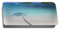 Caribbean Shadow Portable Battery Charger
