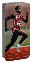 Carl Lewis Portable Battery Charger