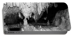 Carlsbad Cavern Walkway Portable Battery Charger by James Gay