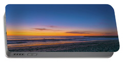 Carlsbad Jetty Sunset Portable Battery Charger