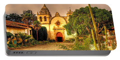 Carmel Mission Portable Battery Charger