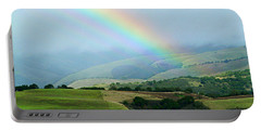 Carmel Valley Rainbow Portable Battery Charger