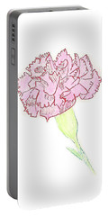 Carnation Portable Battery Charger