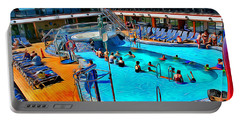 Carnival Pride Pool Portable Battery Charger