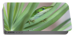 Carolina Anole Portable Battery Charger