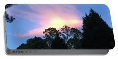 Carolina Summer Sky Portable Battery Charger