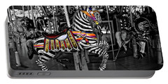 Carousel Zebra Series 2222 Portable Battery Charger