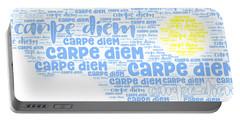 Carpe Aestatem Portable Battery Charger