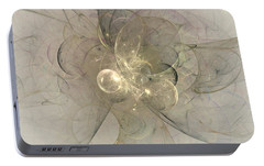 Portable Battery Charger featuring the digital art Carpe Diem Baby by Jeff Iverson