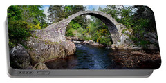 Carr Bridge Scotland Portable Battery Charger
