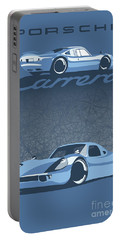 Carrera Portable Battery Charger