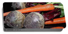 Carrots And Beets Portable Battery Charger