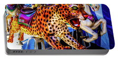 Carrousel Cheetah Portable Battery Charger