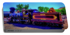 Carson City Glenbrook Locomotive Portable Battery Charger
