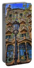 Casa Batllo Gaudi Portable Battery Charger by Henry Kowalski