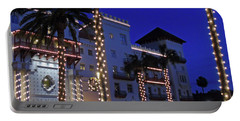 Casa Monica Inn Night Of Lights Portable Battery Charger