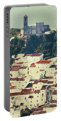 Casares Espana - Castle Of The Moors Portable Battery Charger