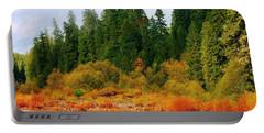 Cascade Autumn Portable Battery Charger