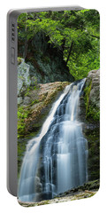 Cascade Falls In South Portland In Maine Portable Battery Charger