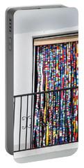 Cascade Of Colour Portable Battery Charger