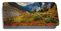 Cascade Pass Fall Portable Battery Charger