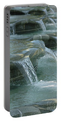 Cascading Fountain Portable Battery Charger