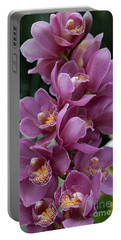 Cascading Orchids Portable Battery Charger