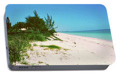 Portable Battery Charger featuring the photograph Casey Key, Florida by Gary Wonning