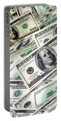 Cash Money Portable Battery Charger