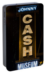 Cash Portable Battery Charger by Stephen Stookey