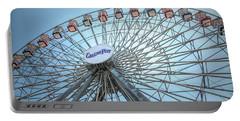 Casino Pier Ferris Wheel Portable Battery Charger