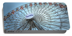 Casino Pier Ferris Wheel Portable Battery Charger
