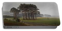 Caspar David Friedrich, Landscape Portable Battery Charger