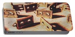 Cassette Club Dance Portable Battery Charger