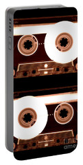 Cassette Tapes Portable Battery Charger