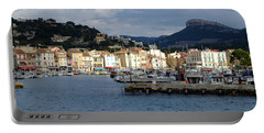 Cassis Town And Harbor Portable Battery Charger