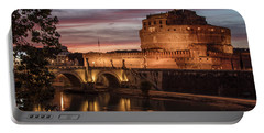 Castel St Angelo  Portable Battery Charger
