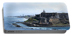 Castillo San Felipe Del Morro Portable Battery Charger