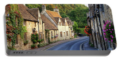 Castle Combe High Street Portable Battery Charger