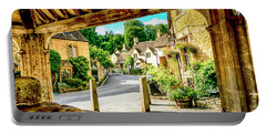 Castle Combe Village, Uk Portable Battery Charger