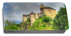Castle Czech Republic Portable Battery Charger by Yury Bashkin