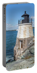 Castle Hill Lighthouse Newport Rhode Island Portable Battery Charger