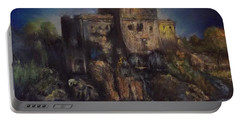 Castle In The Rocks Portable Battery Charger