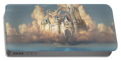 Castle In The Sky Portable Battery Charger