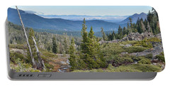 Castle Lake Trail Portable Battery Charger