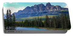 Castle Mountain, Ab  Portable Battery Charger