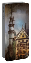 Castle Neuschwanstein Portable Battery Charger