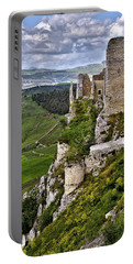 Castle Of Pietraperzia Portable Battery Charger